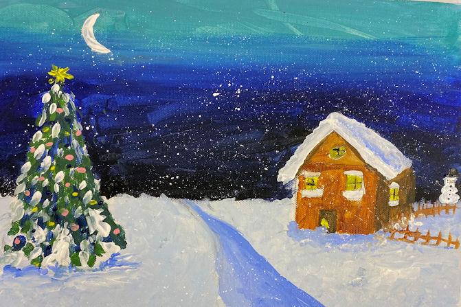Künstlerische Frühförderung Hintergrund Lehrerseite 1