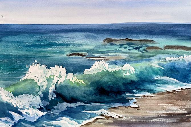 Kunst-Workshop Hintergrund Lehrerseite 1